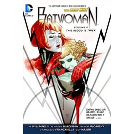 Batwoman Volume 4 This Blood is Thick The New 52 Paperback Books