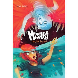 Mishka and the Sea Devil HC Hardcover Books
