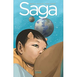 Saga Deluxe Edition Volume 1 Hardcover Special Edition Books