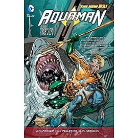 Aquaman Volume 5 Hardcover Books