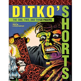 Ditko's Shorts Hardcover Books