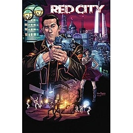 Red City Paperback Books