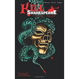 Kill Shakespeare The Mask of Night Paperback Books