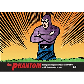 THE PHANTOM the Complete Newspaper Dailies Volume Seven Hardcover Books