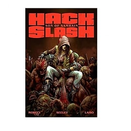Hack/Slash Son of Samhain Volume 1 Paperback Books