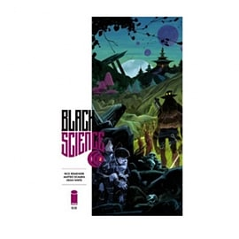 Black Science Volume 2 Welcome, Nowhere Paperback Books