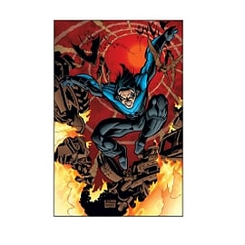 Nightwing Volume 2 Rough Justice Paperback Books