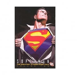 Superman The Greatest Stories Ever Told Volume 2 Paperback Books