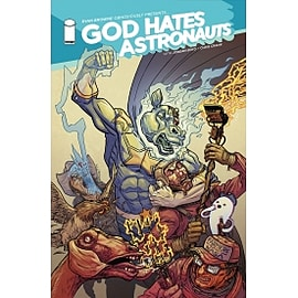 God Hates Astronauts Volume 2 Paperback Books