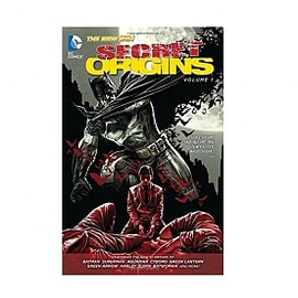 Secret Origins Volume 1 Paperback Books