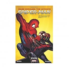 Marvel Ultimate Spider-Man Volume 1 Revival Paperback Books