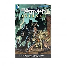 DC Comics Batman Eternal Volume 2 New 52 Paperback Books