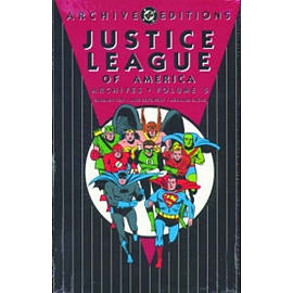Justice League Of America Archives HC Vol 05 Books