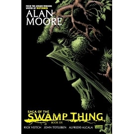Saga of the Swamp TP Thing Book 6 Books