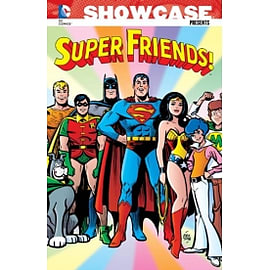 Showcase Presents: Super Friends Volume 1 TP Books