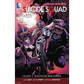 Suicide Squad Volume 4: Discipline and Punish TP (The New 52) Books
