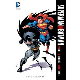 Superman/Batman Volume 1: Public Enemies TP Books