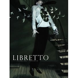 Libretto Volume 1: Vampirism Books