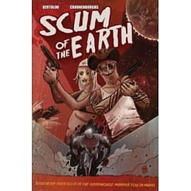Scum of the Earth Paperback Books