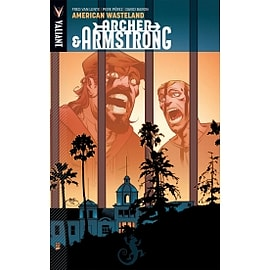 Archer & Armstrong Volume 6 American Wasteland Paperback Books