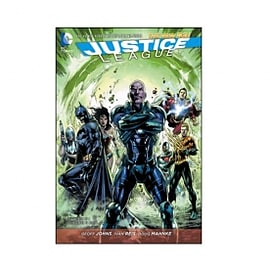 DC Comics Justice League Volume 6 Injustice League New 52 Hardcover Books