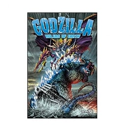 Godzilla Rulers of Earth Volume 5 Paperback Books