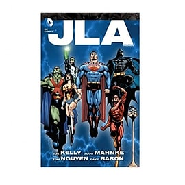JLA Volume 6 Justice League of America Paperback Books