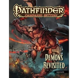 Pathfinder Campaign Setting: Demons Revisited Books