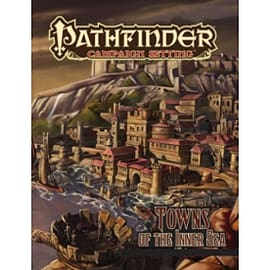 Pathfinder Campaign Setting: Towns of the Inner Sea Books