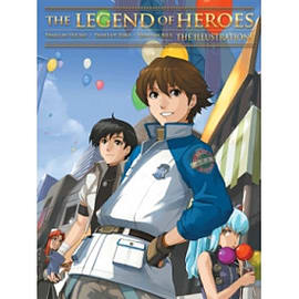 The Legend of Heroes: The Illustrations Books