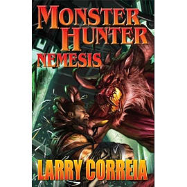 Monster Hunter Nemesis Signed Edition Books