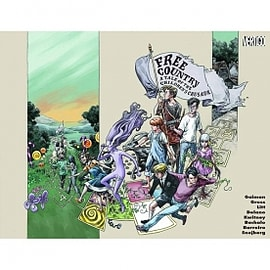 Free Country A Tale Of The Children's Crusade Hardcover Books