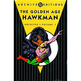 Golden Age Hawkman Archives HC Vol 01 Books