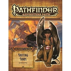 Pathfinder Adventure Path: Mummy's Mask Part 3 - Shifting Sands Books