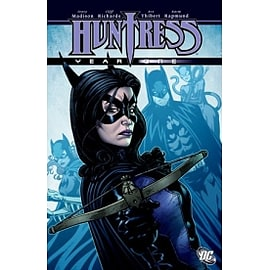 HUNTRESS YEAR ONE TP Books
