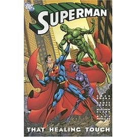 SUPERMAN THAT HEALING TOUCH TP Books