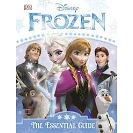 Disney Frozen The Essential Guide Hardcover Book Books