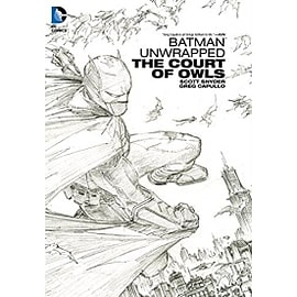 Batman Unwrapped The Court of Owls Hardcover Books