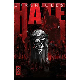 Chronicles of Hate Hardcover Books