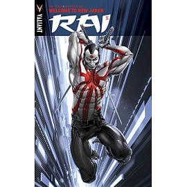 Rai Volume 1 Welcome To New Japan Paperback Books