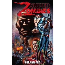 Super Zombies HC Books
