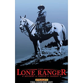 The Lone Ranger Volume 4: Resolve SC Books