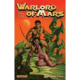 Warlord of Mars Volume 2 TP Books