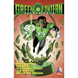 Green Lantern Sector 2814 Volume 2 TP Books