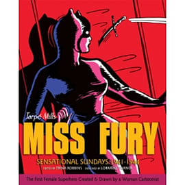 Miss Fury Sensational Sundays: 1941-1944 Books