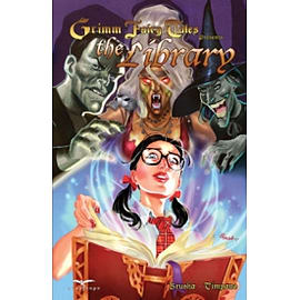 Grimm Fairy Tales: The Library TP Books