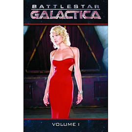 New Battlestar Galactica Volume 1 HC Books
