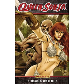 Queen Sonja Volume 4: Son of Set TP Books