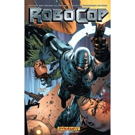 Robocop Volume 1 SC Books
