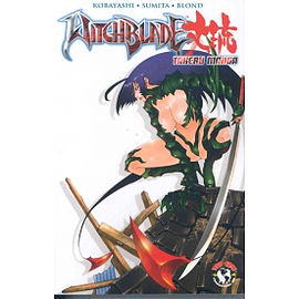 Witchblade Takeru Manga Books